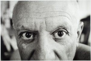 La mirada cómplice-Picasso Duncan