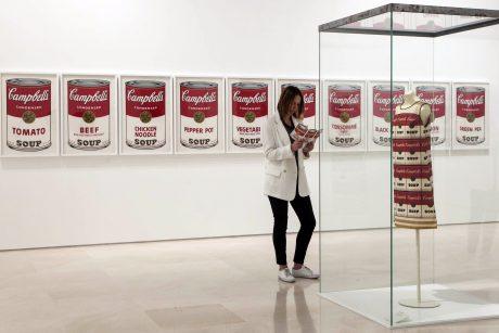 Warhol-exposición