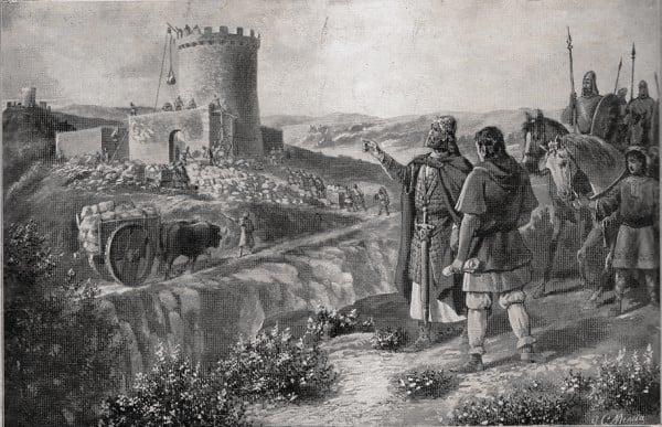 Hispania-focos de resistencia
