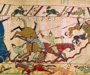 La Inglaterra normanda