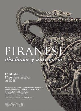 PIRANESI- Imagen exposicion