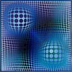 Victor Vasarely-Pop-Art