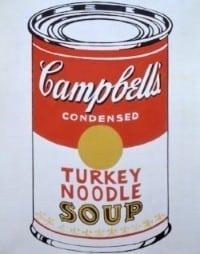 Warhol-Campbells