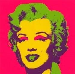 Warhol-Marilyn