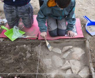 Arqueólogos por un día-1
