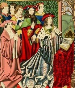 herencia carolingia