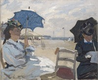 MONET_Playa_Trouville