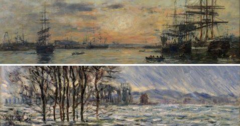 Monet - Boudin