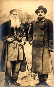 Tolstoi and Gorki