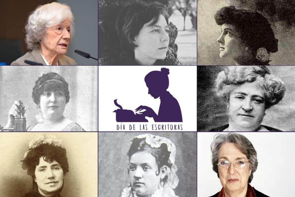 Día de las Escritoras - BNE