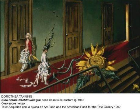 Dorothea Tanning -Museo Reina Sofía