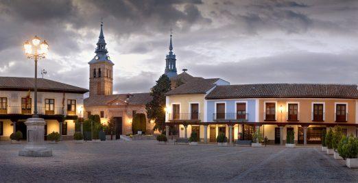 Villas de Madrid- Navalcarnero