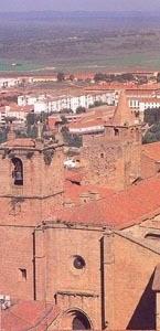 Cáceres-Vista
