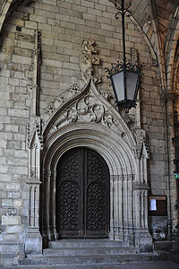 Catedral de Barcelona-Claustro