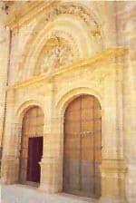 Portada de San Jerónimo
