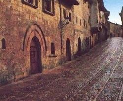 Cantabria-Calle Santillana