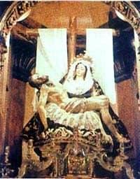 Barroco cordobés-Virgen Angustias