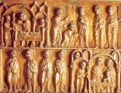 arqueta de las reliquias