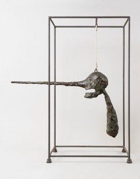 Giacometti- Retrospectiva