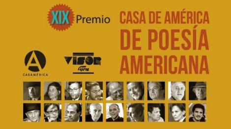 Premio Poesía americana