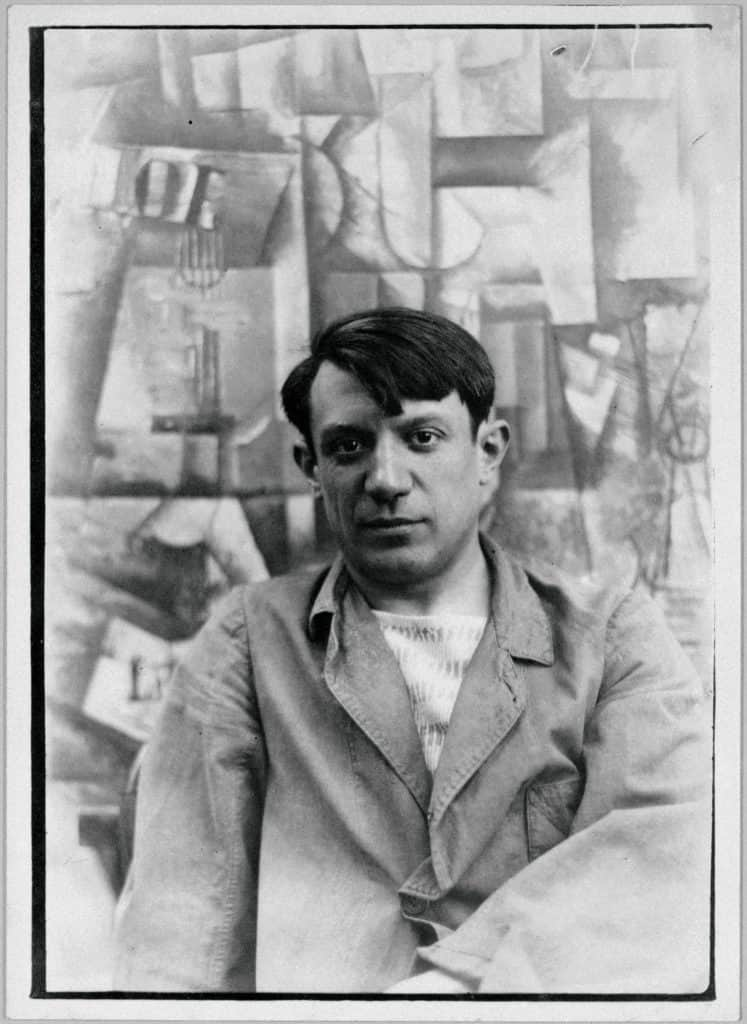 Picasso- Fundación Mapfre
