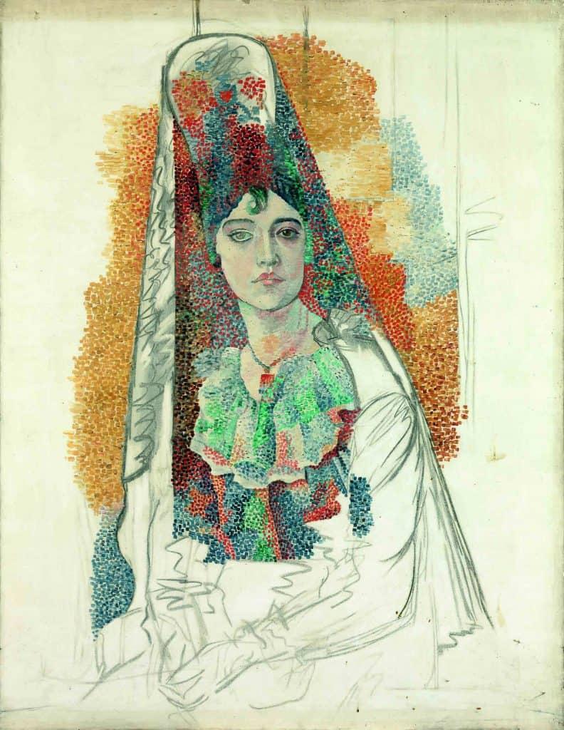 Picasso Picabia- Fundación Mapfre