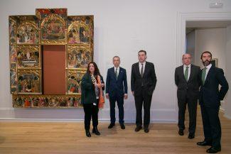 MUSEO PROGRAMA IBERDROLA-MUSEO DE CONSERVACIÓN Y RESTAURACIÓN