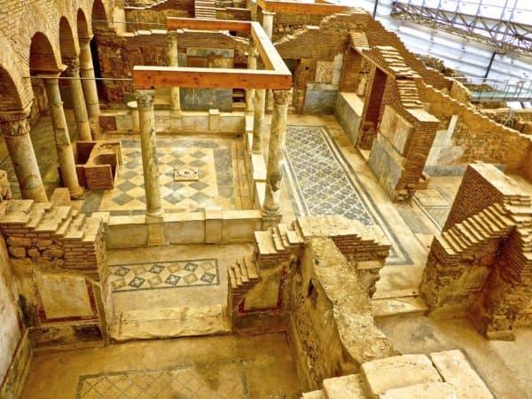 Proyectos arqueológicos-MAPAM