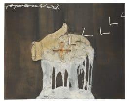 Antoni Tàpies. Jo parlo amb la mà,