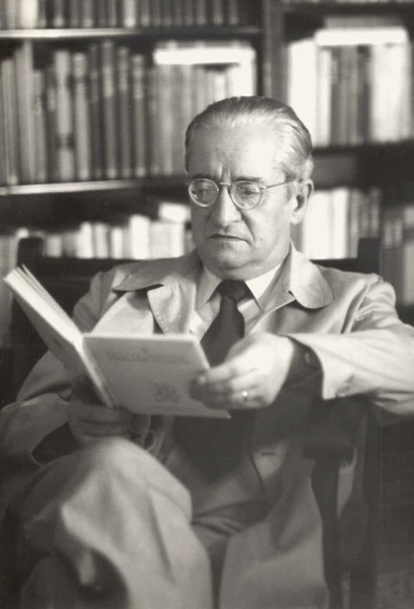 Corrientes literarias. Carles Riba-Josep M. de Sagarra