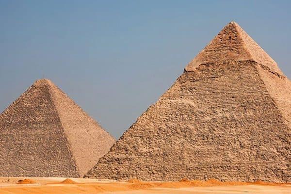 El Imperio Antiguo- (2707-2170 a.C)