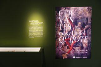 Exposición Cervantes Más allá del Quijote