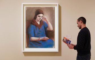 Olga Picasso-Jesús Domínguez © Museo Picasso Málaga