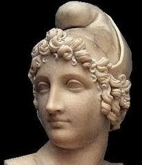 Helena de Troya- Iconografía griega