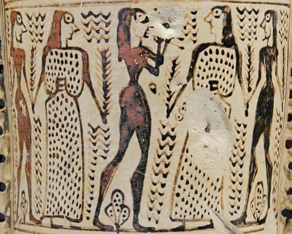 Arte Griego Orientalizante