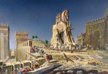 Mitos de Troya