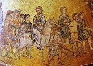 Patriarcas-reyes de Israel