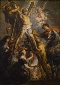 Martirio de San Andrés-Rubens