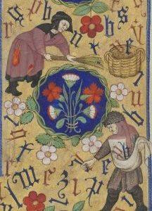 literatura francesa medieval