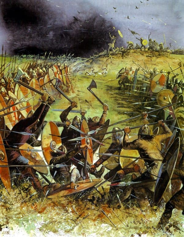 La épica histórica - The Battle Of Maldon