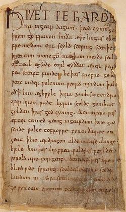 Beowulf-Épica medieval.