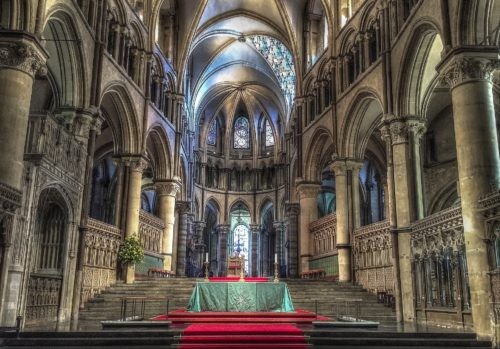 Canterbury tales-Catedral