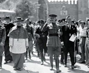 España franquista preconciliar