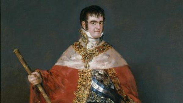 Fernando VII-Antiguo régimen