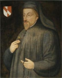 Chaucer I- La poesía cortesana. Troilus and Criseyde