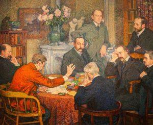 Naturalismo-Literatura belga