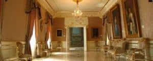 Palacio de Cervelló-Interior