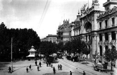 Palacio de correos- Valencia