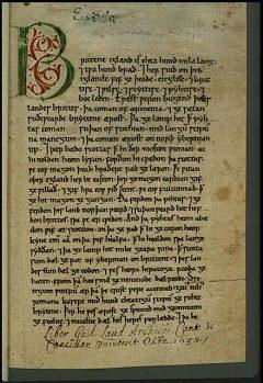 épica anglosajona