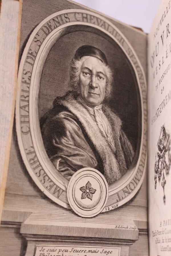 La preparación del espíritu filosófico del siglo XVIII.I. Saint-Evremond.